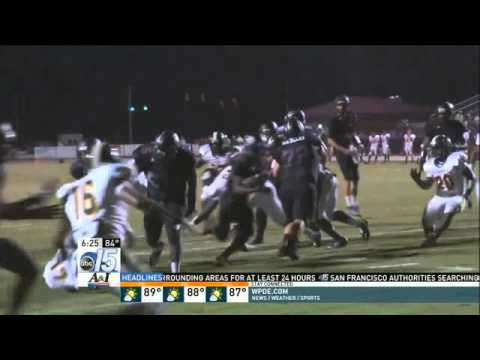 Carolina Forest Panthers 2015 Football Preview Youtube