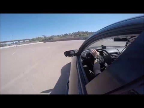 Kenton Koch SCCA Match Tour San Diego Mazda RX-8