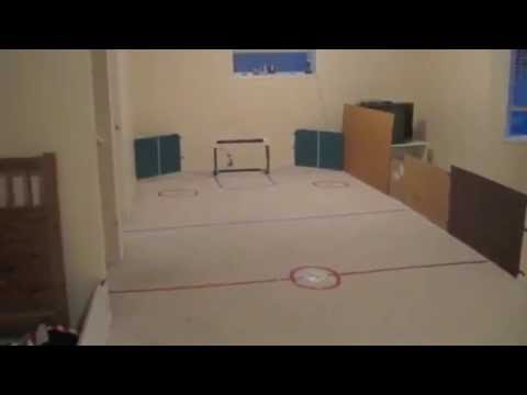 Mini Stick Rink Mini Rexall Place Youtube