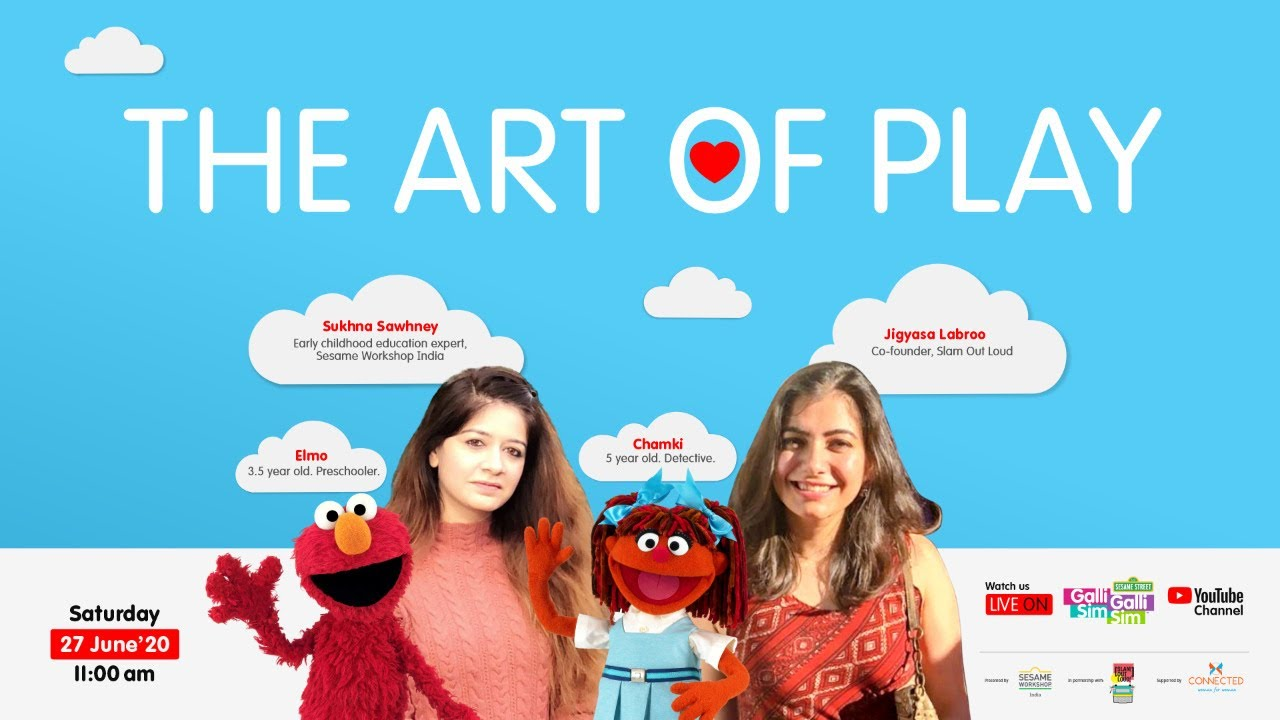 The Art of Play   Live with Slam Out Loud