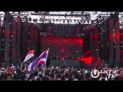 Afrojack live at Ultra Japan 2014