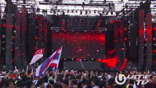 Afrojack live at Ultra Japan 2014