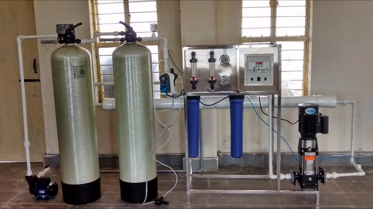 500lph RO PLANT MINERAL PLANT DRINKING WATER PLANT WATER TREATMENT