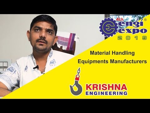 Material Handling Equipments – Manufacturers And Suppliers – Ahmedabad, India
