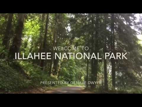 WASHINGTON WONDERFUL:  ILLAHEE STATE PARK - Bremerton, Washington