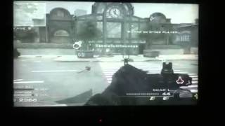 mw3 epic FAIL missing chopper with enimie missiles