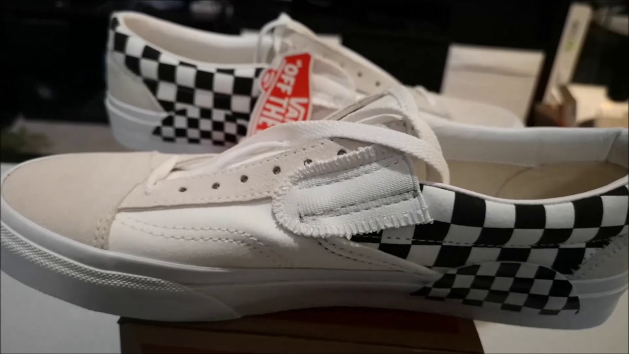 Vans Checkerboard Slip-on Cap 2019 Review - YouTube d40446bcd
