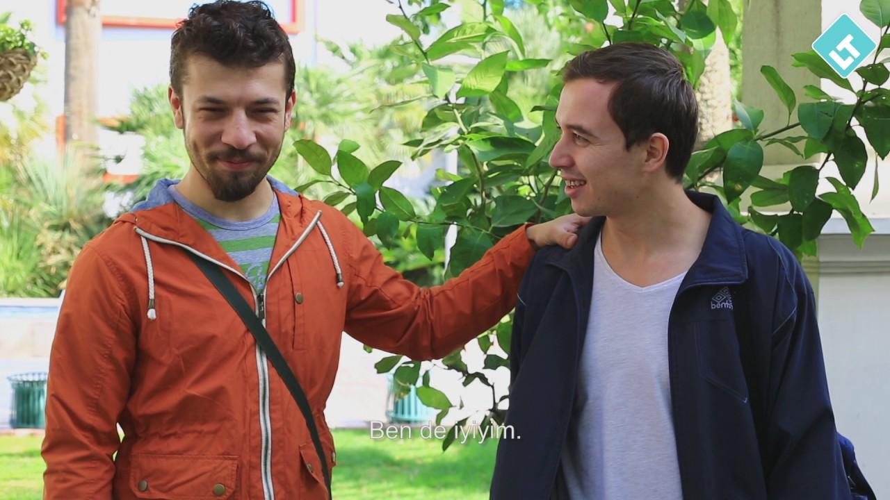Learn Turkish Culture Video1 Greetings In Turkish Youtube
