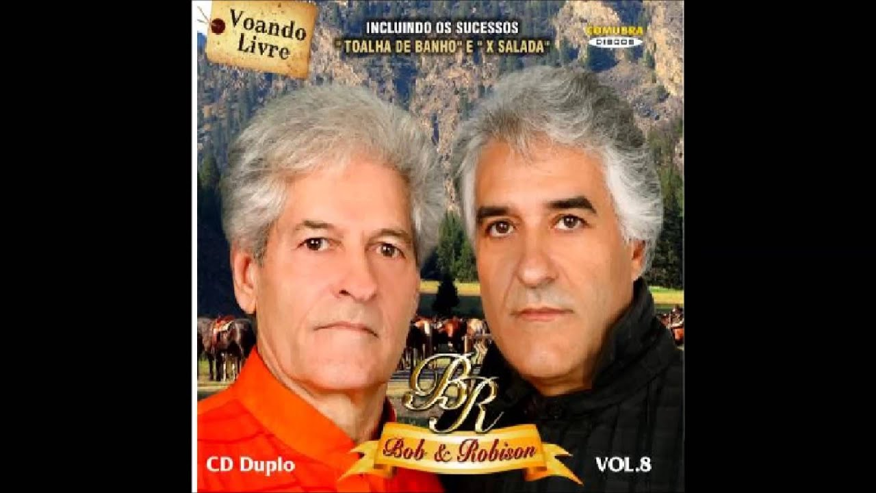 Bob E Robson So Quero Ficar Album Completo Youtube