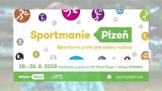 Sportmanie Plzeň 2018 (promo)
