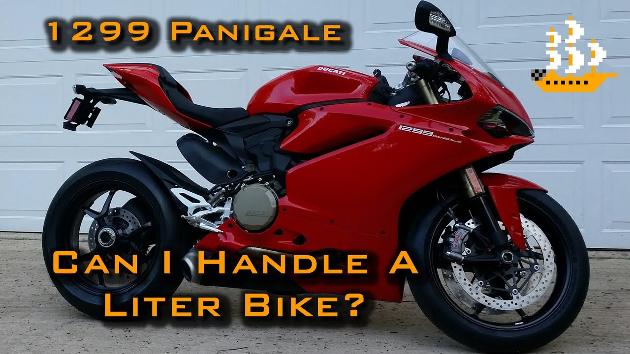 ducati 1299 panigale can i handle a liter bike 1000cc too much youtube. Black Bedroom Furniture Sets. Home Design Ideas