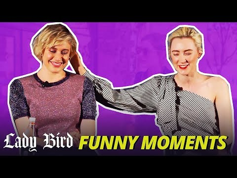 Download Youtube: Saoirse Ronan Cute and Funny Moments - Lady Bird (Golden Globe)