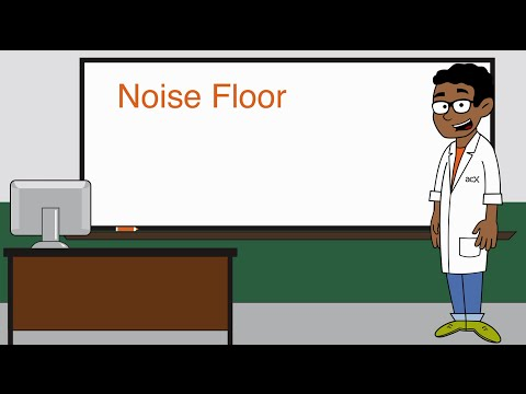 All About Noise Floor with Alex the Audio Scientist