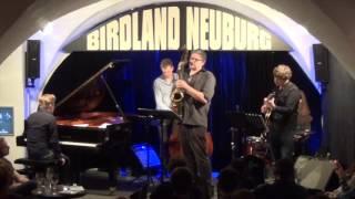 """Mareike Wiening Band live at Birdland Neuburg, Germany """"Traum in der Tram"""""""