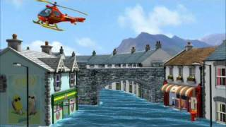 Fireman Sam Official: Pontypandy Is Flooded!