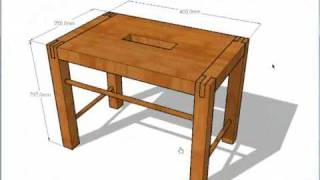 SketchUp - die Grundlagen