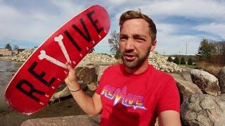Win An UNRELEASED ReVive Skateboard Deck!
