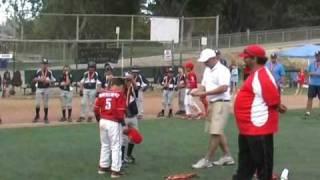 Rancho Cucamonga Bulldogs 10u California State Games 2010 Champions!
