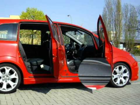 leasing ohne schufa opel zafira 2 0 opc bmv ag youtube. Black Bedroom Furniture Sets. Home Design Ideas