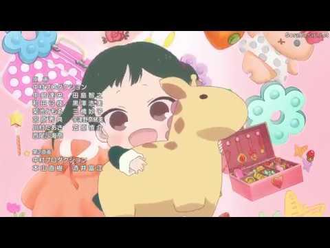 Oshiete yo - Hyorotto Danshi | Gakuen Babysitters ED