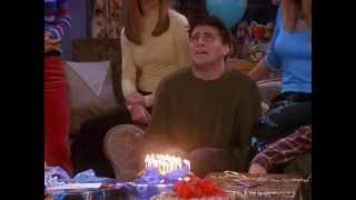 Сериал Друзья | Джо День Рождения