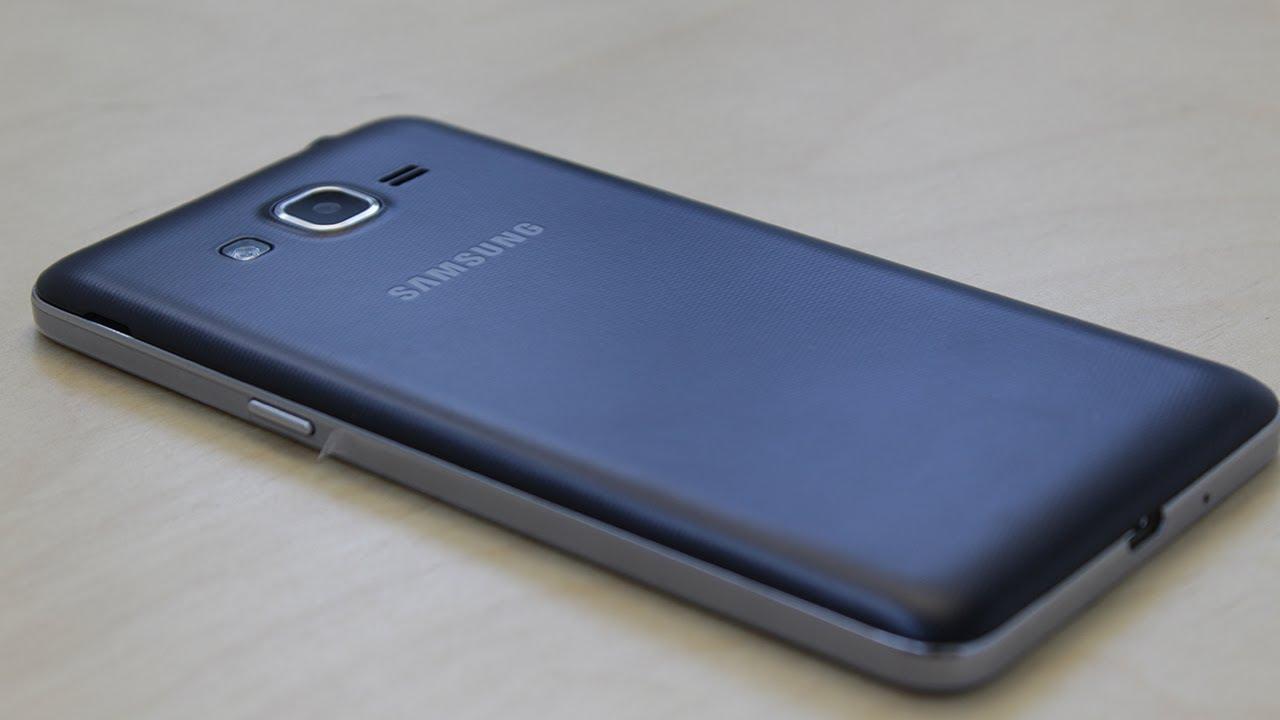 ad8150afe8639 Samsung Galaxy J2 Prime SM-G532F - Обзор - YouTube