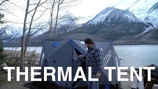 Insulated Tent Camping