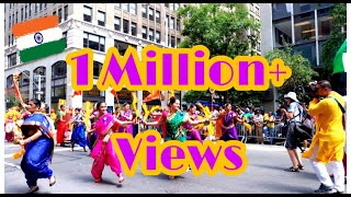INDIAN DAY PARADE 2017 NYC