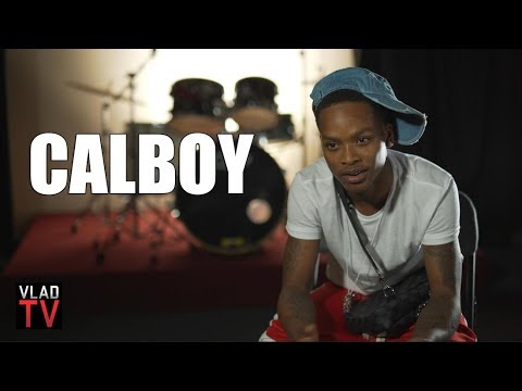 Jamal Smallz - CHICAGO'S CALBOY TALKS WHERE HIS NAME COMES FROM