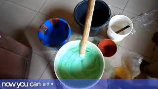 How To Make Liquid Soap  (Updated Version  2)