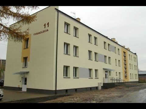 KROSNO: 30 nowych mieszkań socjalnych przy Tysiąclecia. Budynek gotowy do przyjęcia lokatorów