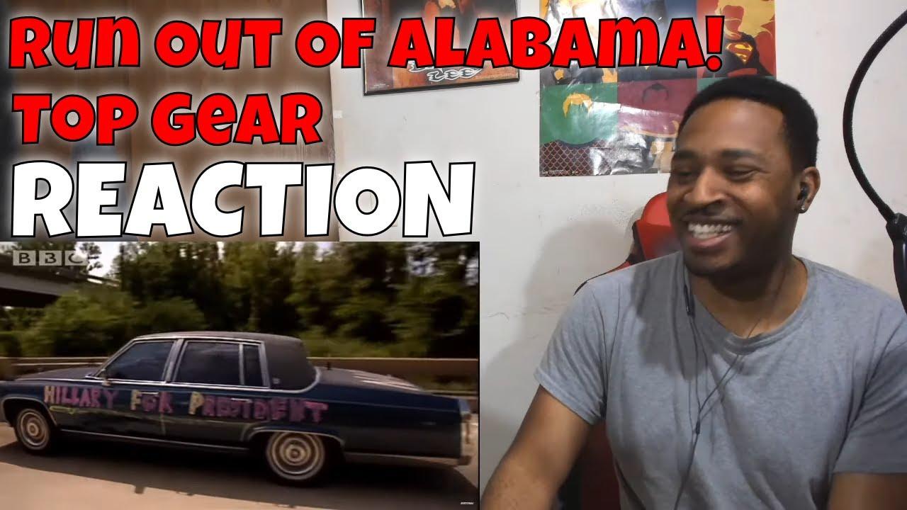 Download Run out of Alabama! - Top Gear REACTION   DaVinci REACTS