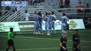 Saint Louis FC vs Minnesota United FC