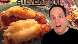 ULTIMATE Lobster Tail Buffet! Silverton Las Vegas All You Can Eat Lobster