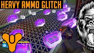 Destiny Unlimited Heavy Ammo Glitch | Spawn Unlimited Heavy Ammo in Destiny