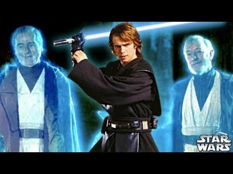 Original Empire Script REVEALS Anakin As a Force Ghost! - Star Wars NEWS