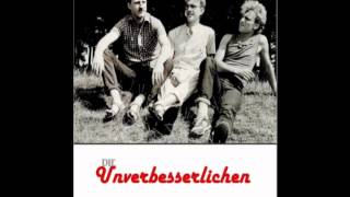 Die Unverbesserlichen - Amore Mio (Live - 1987)
