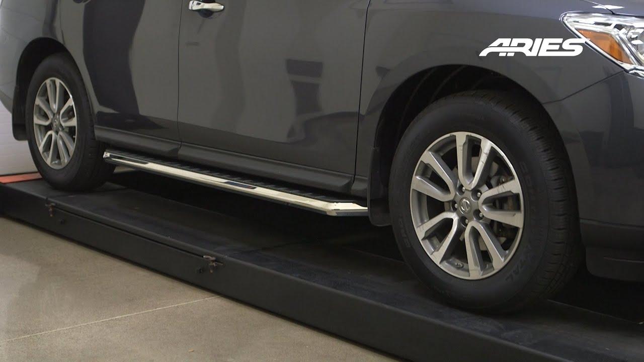 2017 Nissan Titan Step Rails Motavera Com
