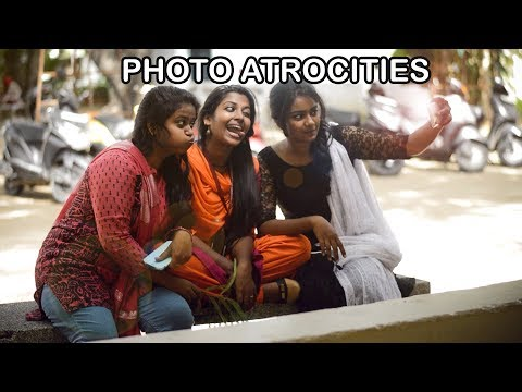 Photo Atrocities    Types of Posers    Pori Urundai