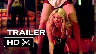 Ass Backwards Official Trailer 1 (2013) - Alicia Silverstone, Bob Odenkirk Movie HD