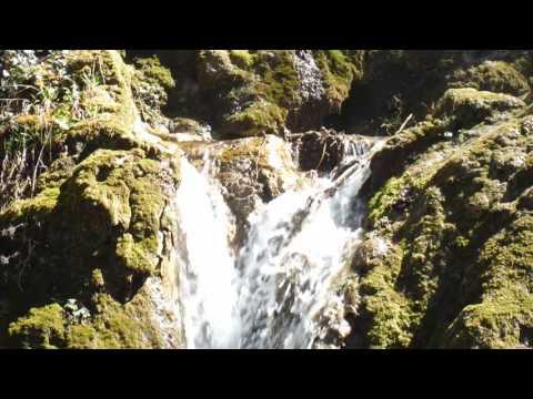 Бачковски водопад, Резерват Червената стена, Село Бачково