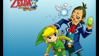 The legend of Zelda Phantom hourglass episode 8 Blaaz