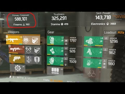 THE ONLY PVE BUILD YOU NEED IN PATCH 1.7... (THE DIVISION BEST PVE BUILD AFTER PATCH)