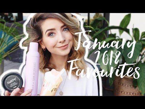 January Favourites 2018   Zoella