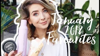 January Favourites 2018 | Zoella