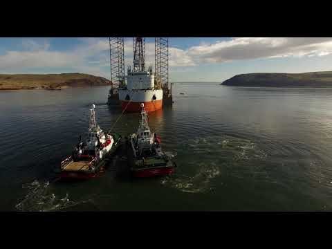 Strathdee in Cromarty Firth.