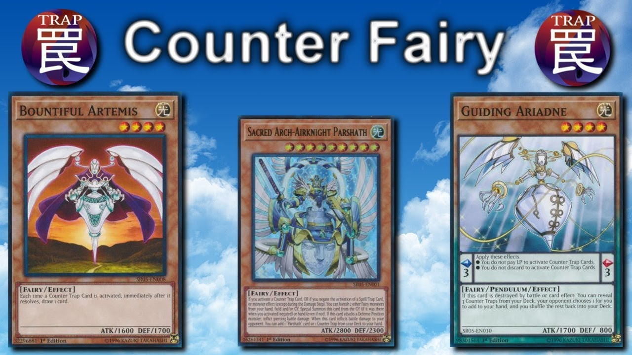 Yu-Gi-Oh! Online - COUNTER FAIRY 2019