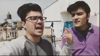 Freestyle Rap Gone Wrong | Sabin Karki -Beest