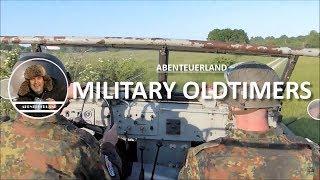 Military Oldtimertreffen in Sigmaringen 2015 mit Ausfahrt nach Stetten