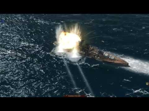 Explosions / Alantic Fleet